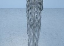 Crystal floor lamp Medusa (35*h200) Discount price - 3.207 Eur. Location: Domus galerija.